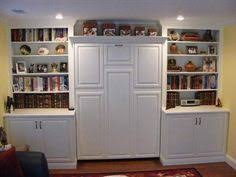 murphy bed bed in office