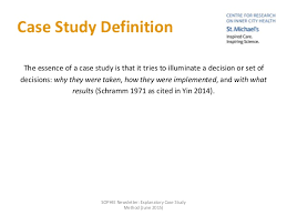 Definition of case study method of research   satkom info
