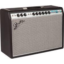 Ламповый <b>гитарный комбоусилитель Fender</b> `<b>68</b> Custom Deluxe ...