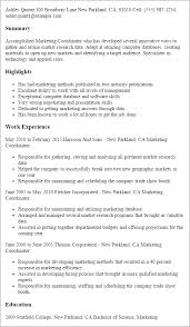 creative marketing resume templates marketing director resume sle    marketing coordinator marketing coordinator resume templates marketing coordinator resume template