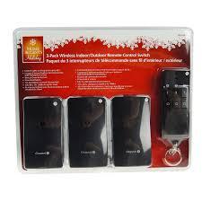 Defiant <b>Wireless</b> Indoor/Outdoor <b>Remote</b> Control <b>Switch</b> (3-Pack ...