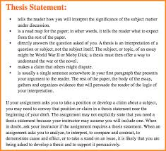 thesis statement examples for essays  authorization letter