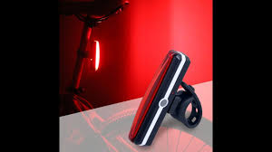 Lista Bicycle <b>USB Rechargeable</b> Tail Light Bike Cycling Rear Lamp ...