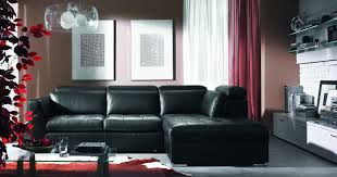 the latest interior design magazine zaila us decorating ideas for living rooms with black leather furniture black leather sofa office