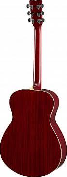 Купить <b>Акустическая гитара YAMAHA FS820</b> AB с бесплатной ...