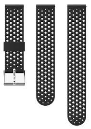 <b>Ремешок Suunto ATH1</b> 20мм Black/Steel - купить в магазине ...
