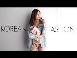 <b>KOREAN</b> STYLE SUMMER OUTFITS LOOKBOOK - YouTube