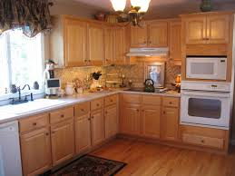 Maple Kitchen Cabinets Right Paint