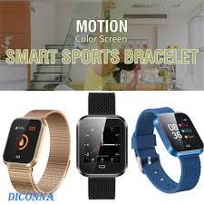 <b>Smart Band</b> Watch <b>Bracelet Wristband Fitness Tracker</b> Blood ...