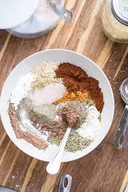 The Best Homemade <b>Taco Seasoning. (with</b> a SECRET ingredient ...