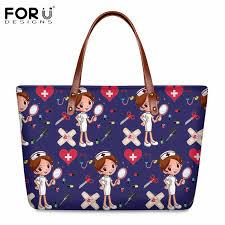 <b>FORUDESIGNS Fashion</b> Youth Girls Large Handbag Cute <b>Cartoon</b> ...