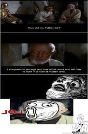 Just Obi Wan Kenobi Being A Troll by kingmo718 - Meme Center via Relatably.com