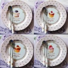 Фарфоровые <b>десертные тарелки</b> итальянской марки Nuova <b>R2S</b> ...