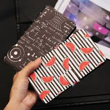 <b>QIJUN Painted Flip Wallet</b> Case For Alcatel One Toch A3 5046 A 3 ...