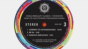 <b>Alice Coltrane</b> Turiyasangitananda – <b>Journey</b> to Satchidananda ...
