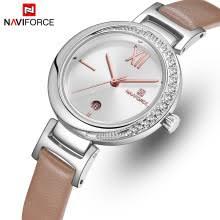 <b>Women Watches</b> NAVIFORCE Luxury Brand Fashion Quartz <b>Ladies</b> ...