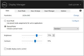 <b>Dell U2719D Dell Display</b> Manager Руководство пользователя