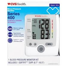CVS Health Automatic Blood Pressure Monitor