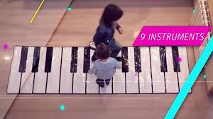 Kids <b>musical</b> play <b>mat</b> - <b>Piano</b> - YouTube