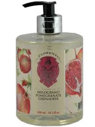 Жидкое <b>мыло</b> Bellosguardo: <b>Pomegranate</b> / Гранат, 500 мл LA ...