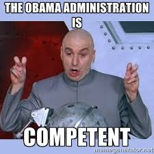 the obama administration is competent - Dr Evil meme | Meme Generator via Relatably.com