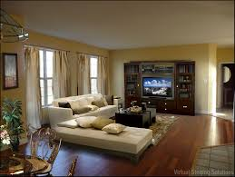 chic chic family room decorating