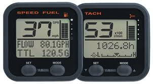 boat gauges outboard gauge set yamaha outboards square gauges