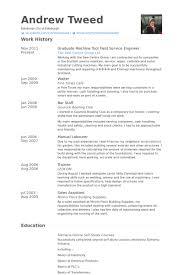 Resume In Education Field Resume