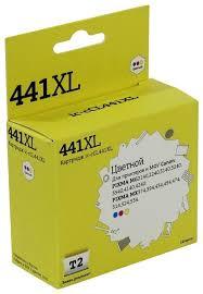 Купить <b>Картридж T2 IC-CCL441XL</b> по низкой цене с доставкой из ...