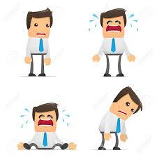 Image result for politico triste animacion