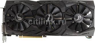 Купить <b>Видеокарта ASUS</b> AMD <b>Radeon RX</b> 580 , ROG-STRIX ...