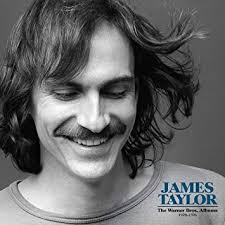 <b>James Taylor - The</b> Warner Bros. Albums: 1970-1976 (6CD ...