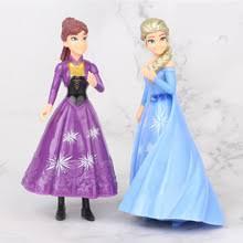 13 см disney <b>Frozen 2</b> игрушки Принцесса <b>Кукла Эльза</b> Анна ПВХ ...