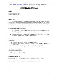 career objective in resume for freshers ece career banking gallery of objective in resume for freshers