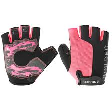 BOODUN Silicone Breathable Half-finger Cycling Gloves for Riding ...