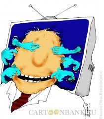 Картинки по запросу У телевизора карикатуры