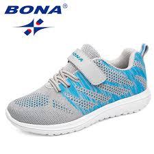 BONA New Arrival Popular Style <b>Children</b> Casual <b>Shoes</b> Mesh ...
