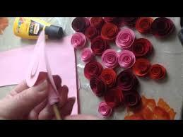 Мастер-класс по созданию розы из бумаги от Алины ...