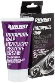 <b>Полироль фар</b> Runway, <b>50 мл</b> — купить в интернет-магазине ...
