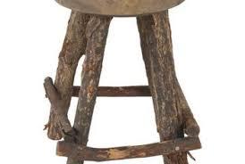 logs can be used raw to create beautiful furniture bark furniture