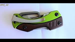 <b>Мультитул GERBER</b> Crucial <b>Tool</b> Green - YouTube
