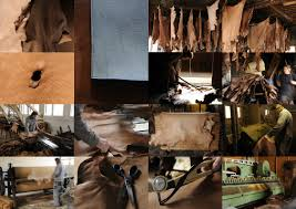 From raw hide to <b>high quality</b> eco-<b>leather</b>: Towards a natural and ...