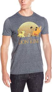 Disney <b>Lion King</b> Men's <b>T</b>-<b>Shirt</b> | Amazon.com