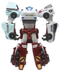 Робот-трансформер <b>YOUNG TOYS Tobot</b> Mini Кватран 301057 ...