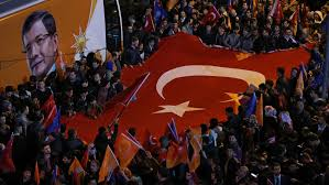 Image result for Ruling AKP wins 2015 general election of Turkey