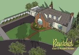 You guys remember the show Bewitched  We    re building that house    Bewitched   jpg