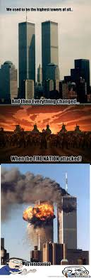 Twin Towers... Fire Nation Attacked! by johndoe666 - Meme Center via Relatably.com