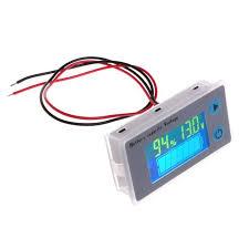 Online Shop 10-100V Universal LCD Car Acid Lead Lithium Battery ...