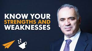 know your strengths and weaknesses garry kasparov kasparov63 know your strengths and weaknesses garry kasparov kasparov63 entspresso