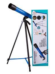 <b>Телескоп Bresser Junior Space</b> Explorer 45/600 AZ, синий Bresser ...